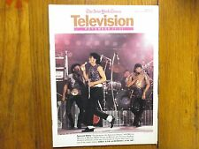 Nov. 15, 1992 N Y Times TV Mag(THE  JACKSONS: AN  AMERICAN  DREAM/WYLIE  DRAPER)