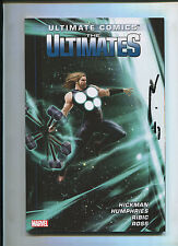 THE ULTIMATES VOLUME 2 TPB (9.0 OB) SIGNED BY ESAD RIBIC