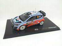 IXO 1:43 Hyundai i20 WRC  - RALLY Monte Carlo 2014 Sordo - Marti #8