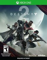 Destiny 2 XBOX One 1 Games Disc Only - Good Condition Free Shipping!