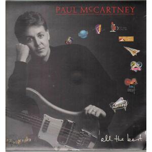 Paul McCartney Lp Vinile All the best Gatefold / EMI Parlophone MPL Sigillato