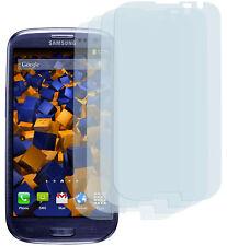 mumbi 4x Folie für Samsung Galaxy S3 / S3 Neo Schutzfolie matt Displayschutz