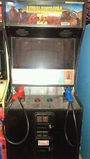 Lethal Enforcers Gun Fight Ii coin operated arcade game