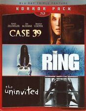 Case 39 / The Ring / The Uninvited: Horror Pack (Blu-ray - Boxset)