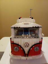 LEGO 10220 Volkswagen T1 - Camper Van VW Bus  Incomplete NO Box or instructions