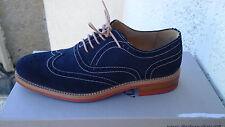 Chaussures Finsbury columbus bleu marine NEUVES