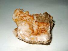 - Minerali Grezzi Cristalloterapia - CERUSSITE cristallo su BARITE (8) marocco