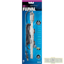 Fluval M50 Submersible Aquarium Heater - 50w - For up to 15 Gallons