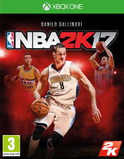 NBA 2K17 (Basket 2017) XBOX ONE IT IMPORT TAKE TWO INTERACTIVE