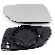 Spiegelglas Außenspiegel heizbar konvex rechts passt zu VW Polo 9N 9N3 05-09