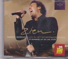 Marco Borsato-Zien Promo cd maxi single