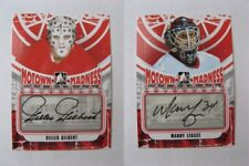 2012-13 ITG Motown Madness #AML Manny Legace  Autographs   wings auto