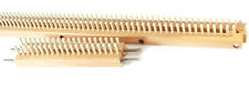 "Kb 28"" 70cm Knitting Board Loom With Peg Extenders To Create 168 Total Pegs"