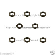 8 Fuel Injector Nozzle Lower Rubber O-Ring Gasket Set Seal kit for BMW 5 6 7 x5