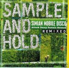 SIMIAN MOBILE DISCO = sample and hold =REMIXED= HOUSE ELECTRO GROOVES !!