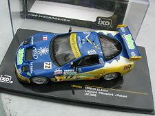 IXO models 1/43 RARE CHEVROLET CORVETTE C5-R N°22 MANS 2006 Alphand/Goueslard!!!
