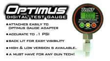 TECHT Optimus Low Pressure Digital Testing Gauge (0-300psi)