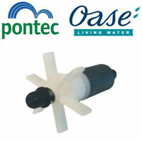 Oase Pontec Replacement Spare Impeller Shaft & Rubbers ASE 1500 18012