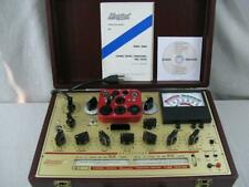 Hickok 6000A Mutual Conductance Tube Tester - Calibrated - Specs Near Perfect*.*