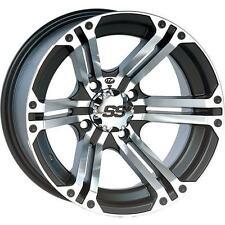 ITP SS212 Alloy Rear Wheel Motorcycle Tires/Wheels 12X7 4/110 2+5 MB