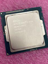 Intel Core I7-4770 3.40GHz CPU