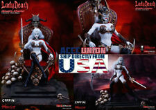 TBLeague PHICEN 1/6 Lady Death Premium Figure Full Set PL2017-104A Death Warrior