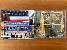 Elizabethtown Soundtrack Volumes 1 & 2 - Cameron Crowe - Very Good Condition
