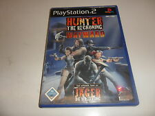 PLAYSTATION 2 PS 2 Hunter-The Reckoning: Wayward