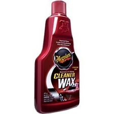 Meguiars Cleaner Wax Liquid + FREE PAIR OF RUBBER GLOVES!