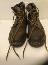 Pre Owned Dr Martens Boots Womens Size 6 - Brown -Free Shipping