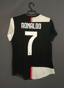 Ronaldo Juventus Jersey Women 2019 2020 Home MEDIUM Shirt Adidas DW5466 ig93
