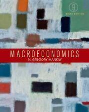 NEW - Macroeconomics by Mankiw, N. Gregory
