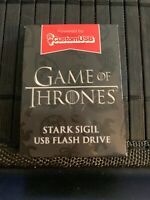 Game of Thrones Stark Sigil 4GB Flash Drive Loot Crate Exclusive NEW