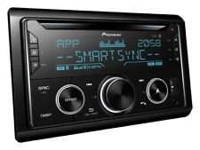 Pioneer Bluetooth Coche Radio Reproductor de CD Mp3 USB AUX Doble Din Fh-S720bt Spotify