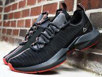 REEBOK SOLE FURY SE - New Men's Black Red Running Shoes Sneakers
