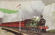 Kent Printed Collectable Rail Transportation Postcards