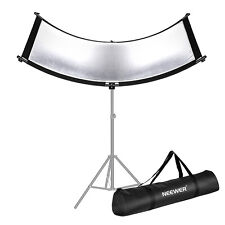 Neewer Clamshell Light Reflector/Diffuser for Studio with Carry Bag
