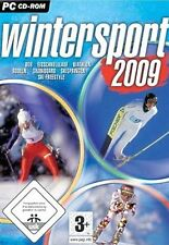 Wintersport 2009 - 7 Disziplinen für Pc Neu/Ovp