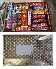 20 Luxury Chocolate Bars Gift Selection Box Hamper, A Present for any Occasion