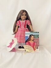 American Girl Doll Marie Grace Historical with accessories and book Retired