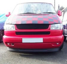 VW T4 Eurovan VR6 Euro Front Deep Bumper Chin Spoiler Lip Sport Valance Splitter