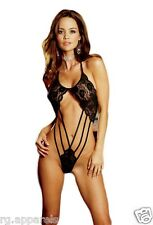 Episode Sexy Lingerie Night Wear Sleep Room Babydoll dress Women Teddy JX6BLACK