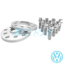 Volkswagen Spacers Hub Centric 12mm   5x100, 5x112, 57.1   2 Pc Kit Radius Bolts