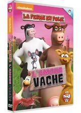 """DVD """"La Ferme en folie - L'amour vache""""  NEUF SOUS BLISTER"""