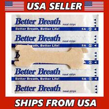 2-1000 Nasal Strips Breathe Better Reduce Stop Snoring Sleep Apnea Right Now
