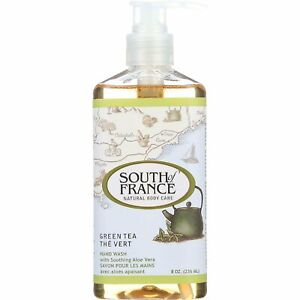 South Of France Hand Wash - Green Tea - 8 oz - 1 Pack