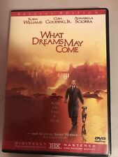 What Dreams May Come (Dvd, 1999) Robin Williams Cuban Gooding Jr Movie