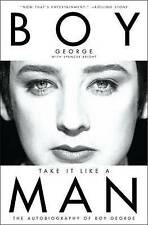 Take It Like a Man: The Autobiography of Boy George (Paperback)