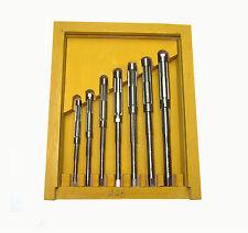 7pc Adjustable Reamer Set 14 1532 Hv H3 Boxford Myford Rdgtools