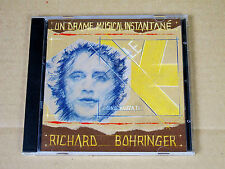CD Un Drame Musical Instantané - Le K - Richard Bohringer - GRRR 2016, 1990